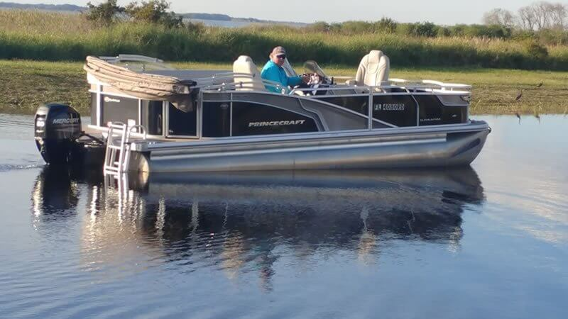 Everglades Pontoon Boat Fishing Charters Fort Lauderdale
